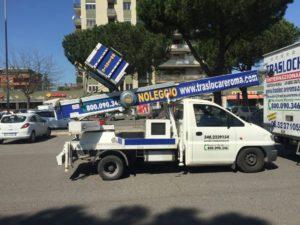 Noleggio attrezzature traslochi Roma